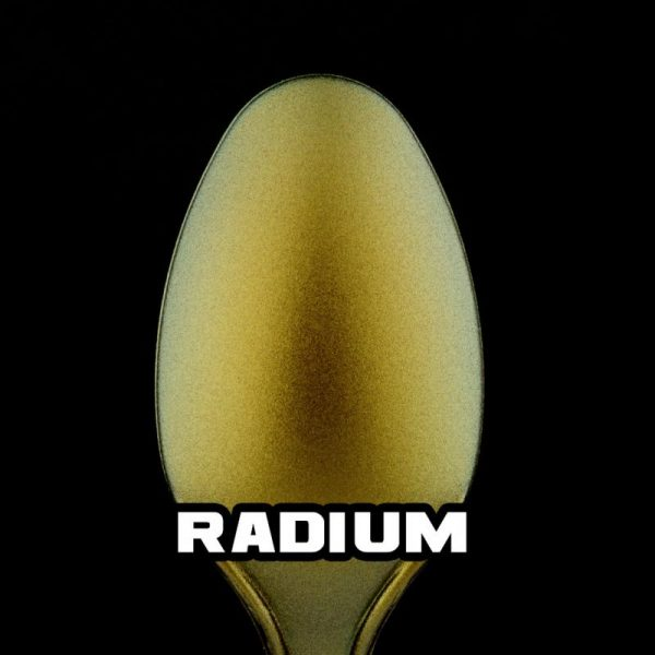 Turbo Dork   Turbo Dork Radium Turboshift Acrylic Paint 20ml Bottle - TDRADCSA20 - 631145994420