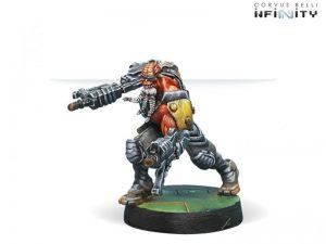 Corvus Belli Infinity  Non-Aligned Armies - NA2 Krakot Renegades - 280722-0612 - 2807220006120