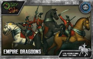 Wyrd The Other Side  King's Empire Empire Dragoons - WYR40104 - 812152030077