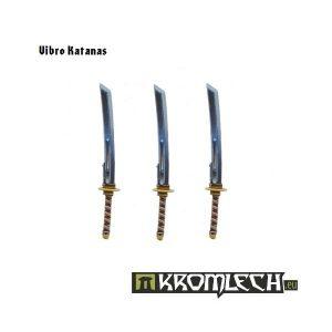 Kromlech   Misc / Weapons Conversion Parts Vibro Katanas (6) - KRCB041 - 5902216110397