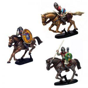 Gripping Beast SAGA  SAGA Late Roman Light Cavalry - GBP23 -
