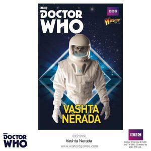 Warlord Games Doctor Who  Doctor Who Doctor Who: Vashta Nerada - 602210130 - 5060393707202