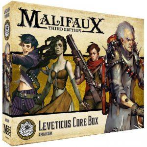 Wyrd Malifaux  Outcasts Leveticus Core Box - WYR23508 - 812152032576