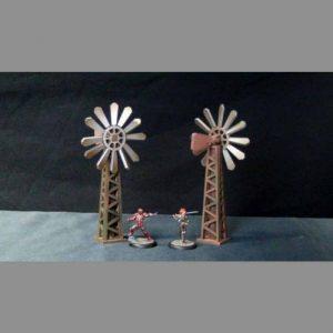 TTCombat   Wild West Scenics (28-32mm) Windmill - WWS037 -