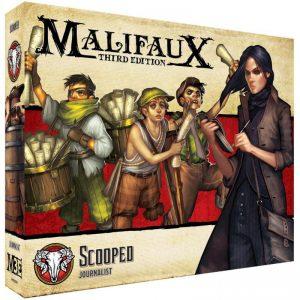 Wyrd Malifaux  Guild Scooped - WYR23119 -