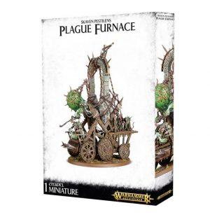 Games Workshop (Direct) Age of Sigmar  Skaven Pestilens Skaven Pestilens Screaming Bell / Plague Furnace - 99120206022 - 5011921063246