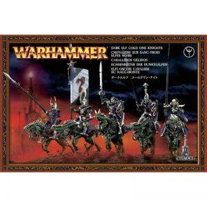 Games Workshop (Direct) Age of Sigmar  Age of Sigmar Direct Orders Dark Elf Drakespawn Knights - 99120212002 - 5011921008728