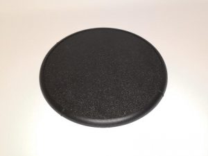 Outpost   Plain Bases Wround 120mm Plain Bases (1) - OP-120W - OP-120W