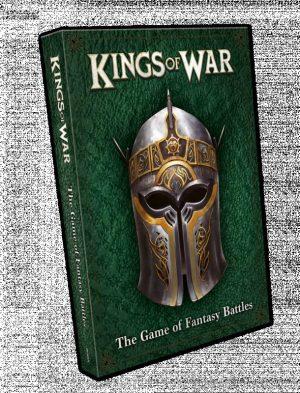 Mantic Kings of War  Kings of War Essentials Kings of War 3rd Edition Rulebook - MGKWM113 - 9781911516323
