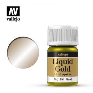 Vallejo   Liquid Gold Vallejo Liquid Gold - VAL791 - 8429551707916