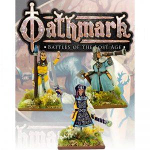 North Star Oathmark  Oathmark Elf King, Wizard and Musician - OAK105 - oak105