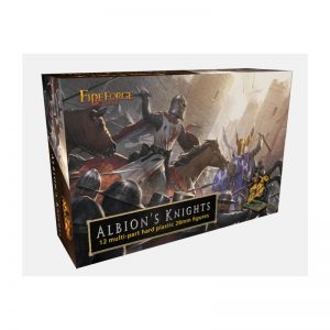 Fireforge Games   Medieval Era Albion's Knights - FF014 - 2656520006770