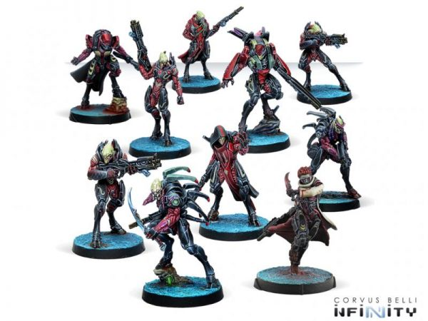 Corvus Belli Infinity  Combined Army Combined Army: Shasvastii Action Pack - 281603-0830 - 2816030008309