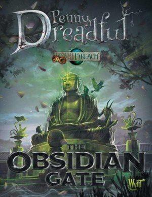 Wyrd Through the Breach  Through the Breach Penny Dreadful: Obsidian Gate - WYR30209 -