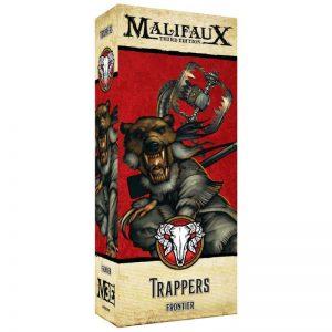Wyrd Malifaux  Guild Trappers - WYR23109 - 812152031067
