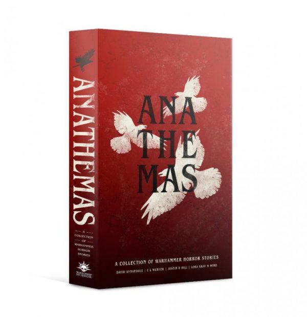 Games Workshop   Warhammer Horror Anathemas (Paperback) - 60109981022 - 9781789990508