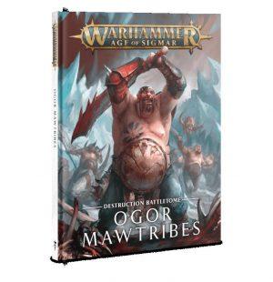 Games Workshop Age of Sigmar  Ogor Mawtribes Battletome: Ogor Mawtribes - 60030213006 - 9781788268479