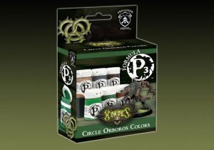 Privateer Press   Paint Sets P3 Paint Set: Circle of Orboros - PIP93084 - 875582005510