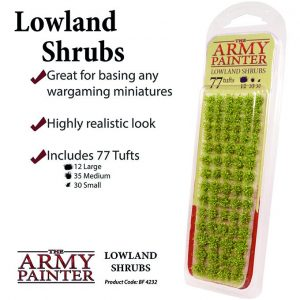 The Army Painter   Lichen & Foliage Battlefields: Lowland Shrubs - APBF4232 - 5713799423206