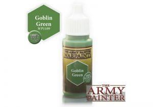 The Army Painter   Warpaint Warpaint - Goblin Green - APWP1109 - 2561109111113