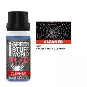 Green Stuff World   Specialist Paints Spider Serum Cleaner - 8436574500165ES - 8436574500165