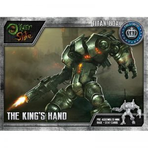 Wyrd The Other Side  King's Empire King's Hand - WYR40107 - 812152030107
