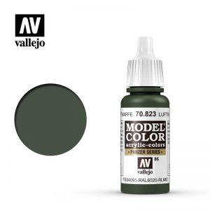 Vallejo   Model Colour Model Color: Luftwaffe Cam Green - VAL823 - 8429551708234