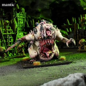 Mantic Kings of War  Ratkin Ratkin Mutant Ratfiend - MGKWRK402 - 5060469666877