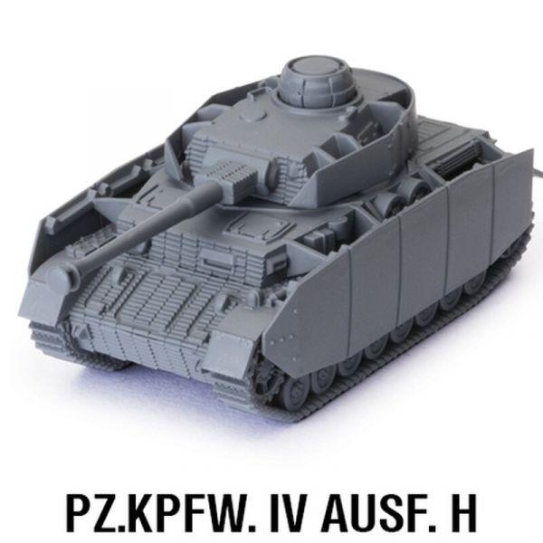 Gale Force Nine World of Tanks: Miniature Game  SALE! World of Tanks Expansion - German Panzer IV H - WOT06 - 9781945625473