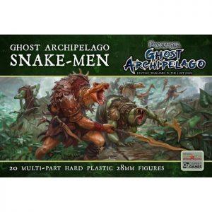 North Star Frostgrave  Frostgrave Ghost Archipelago Snake-men - FGAP02 - 9781472896292