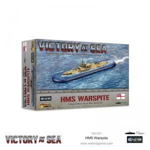 Warlord Games Victory at Sea  Victory at Sea Victory at Sea: HMS Warspite - 742412011 - 5060572506435