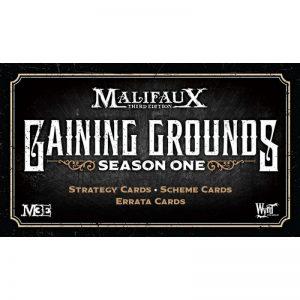 Wyrd Malifaux  Malifaux Essentials Gaining Grounds Season 1 Pack - WYR23019 - 812152032811