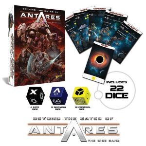 Warlord Games Beyond the Gates of Antares  SALE! Beyond the Gates of Antares Dice Game - 502610001 - 5060393705550