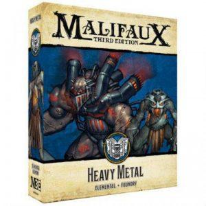 Wyrd Malifaux  Arcanists Heavy Metal - WYR23324 -