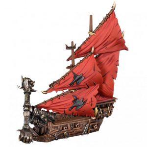 Mantic Kings of War Armada  Orcs Orc Hammerfist - MGARO204 - 5060469667508
