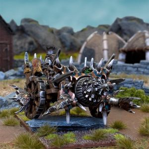 Mantic Kings of War  Orcs Goblin Mincer - MGKWO18-1 - 5060208864519