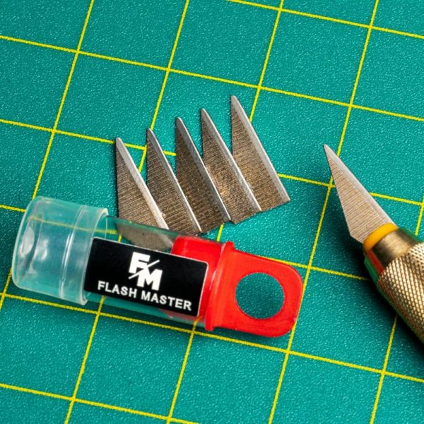 Flash Master Hobby   Other Tools Flash Master Blades (10 pack) - FM-10 -