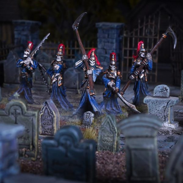 Mantic Kings of War  Undead Undead Wraiths Troop - MGKWU61-1 - 5060208862768