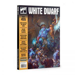 Games Workshop   White Dwarf White Dwarf 455 (August 2020) - 60249999597 - 5011921131877