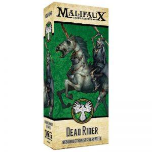 Wyrd Malifaux  Resurrectionists Dead Rider - WYR23225 - 812152031128