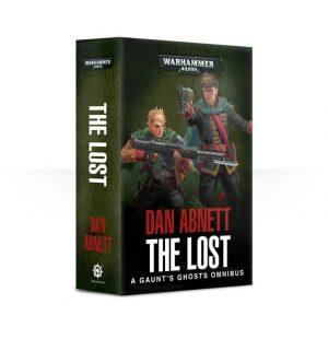 Games Workshop   Warhammer 40000 Books Gaunt's Ghosts: The Lost Omnibus (softback) - 60100181486 - 9781784966744