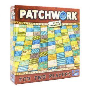 Mayfair Games Patchwork  Patchwork Patchwork - MFG3505 - 029877035052