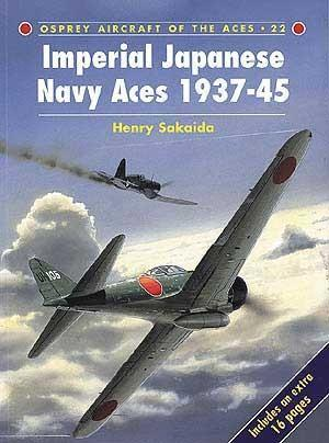 Warlord Games (Direct) Blood Red Skies  Blood Red Skies Imperial Japanese Navy Aces 1937-45 - ACE22 -