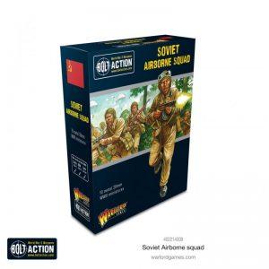 Warlord Games Bolt Action  Soviet Union (BA) Soviet Airborne Squad - 402214009 - 5060572508064