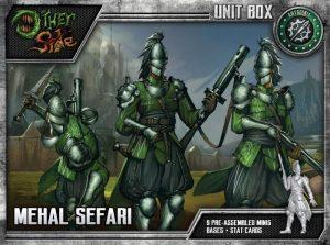 Wyrd The Other Side  Abyssinia Mehal Sefari - WYR40155 - 812152030213