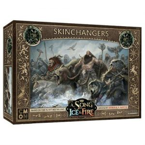 Cool Mini or Not A Song of Ice and Fire  Free Folk A Song of Ice and Fire: Free Folk Skinchangers - CMNSIF402 - 889696009531