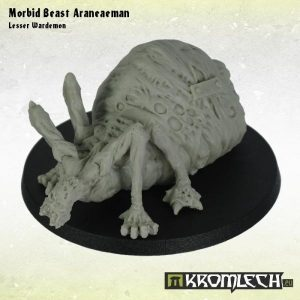 Kromlech   Heretic Legionary Model Kits Morbid Beast Araneaeman - KRM076 - 5902216113251