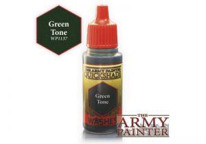 The Army Painter   Warpaint Warpaint - Quickshade Green Tone - APWP1137 - 2561137111116