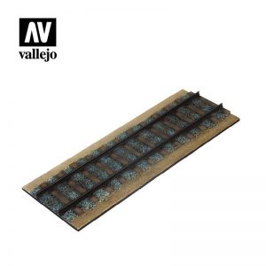 Vallejo   Vallejo Scenics Vallejo Scenics - Scenery: Railway - VALSC111 - 8429551987011