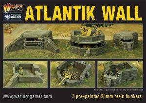 Warlord Games   Warlord Games Terrain Atlantik Wall - WGB-TER-33 -